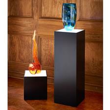 The Museum Illuminated Pedestal
