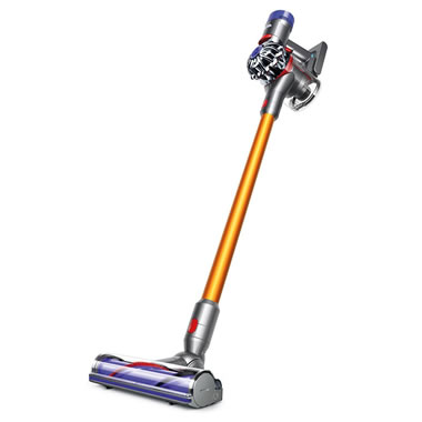 The Advanced Suction Stick or Hand Cordless Vacuum