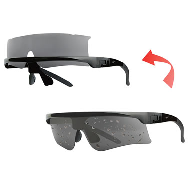 The Self Cleaning Sunglasses