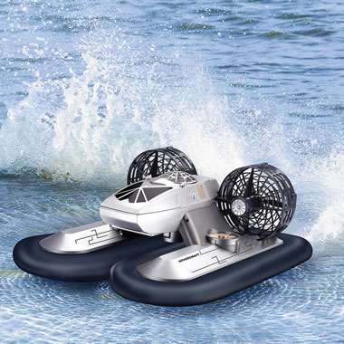The Land And Water RC Hovercraft