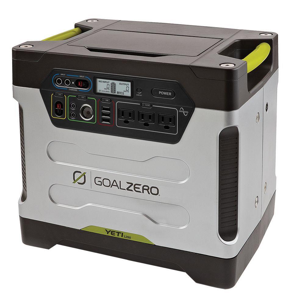 The Home Solar Power Generator