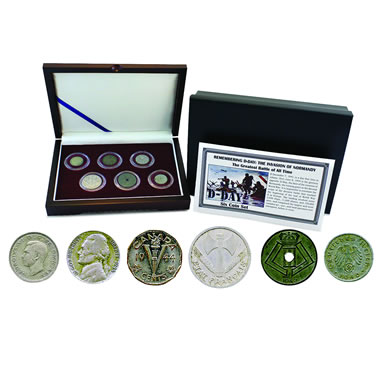 The Genuine WWII Coin Collection