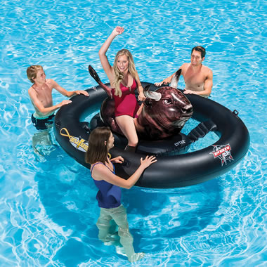 The Aquatic Rodeo