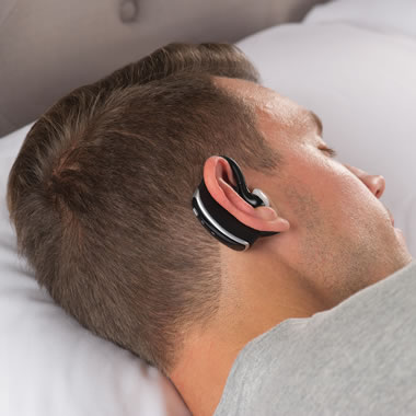 Bluetooth Snore Reducer And Sleep Tracker
