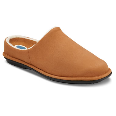 The Indoor/Outdoor Neuropathy Scuff Slippers (Men's)