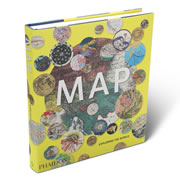"""This is the book that showcases 300 maps from all periods of human mapmaking history around the world. The book spans 2,600 years of cartographic exploration and documentation—from the Babylonian World Map from 600 B.C. to Minard's 1869 infographic of Napoleon's advance and retreat from Moscow to a probe data-generated geological map of Mars from 2014. Selected by an international panel of curators, academics, and collectors, the maps include the greatest names in cartography: James Cook, Gerard Mercator, and Phyllis Pearsall. Indigenous maps, such as a stick chart map of the Marshall Islands, are also represented. Hardcover. 351 pages. 1 13/4"""" H x 10"""" W x 4 1/2"""" D. (5 1/4 lbs.)"""