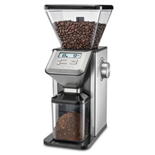 The Conical Burr Coffee Bean Grinder