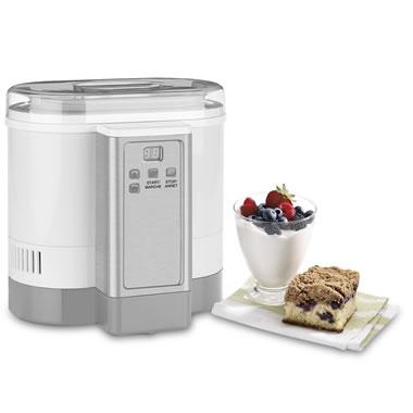 The Electronic Yogurt Maker