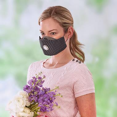 The Allergen Filtering Mask