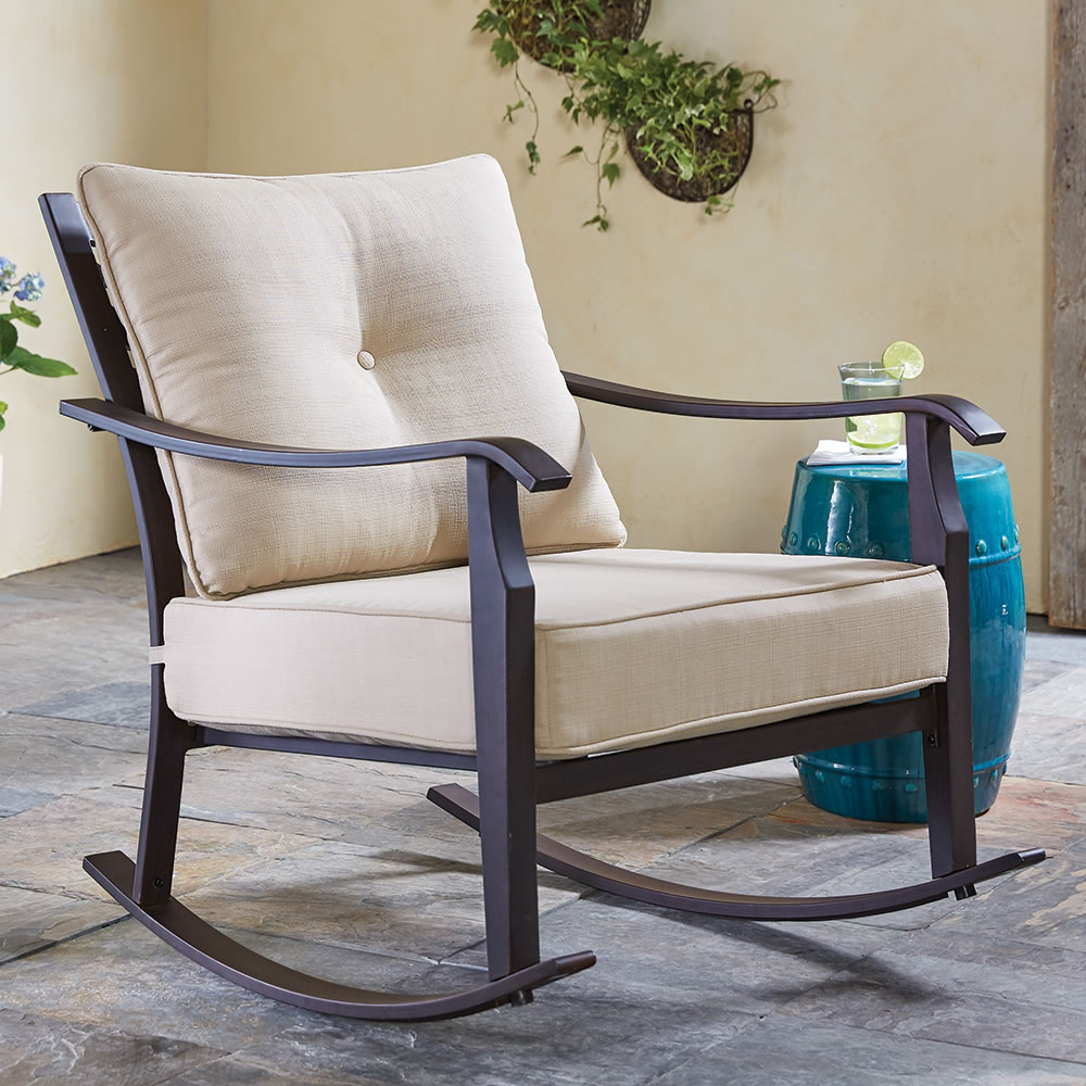 The Extra Wide All Weather Rocker