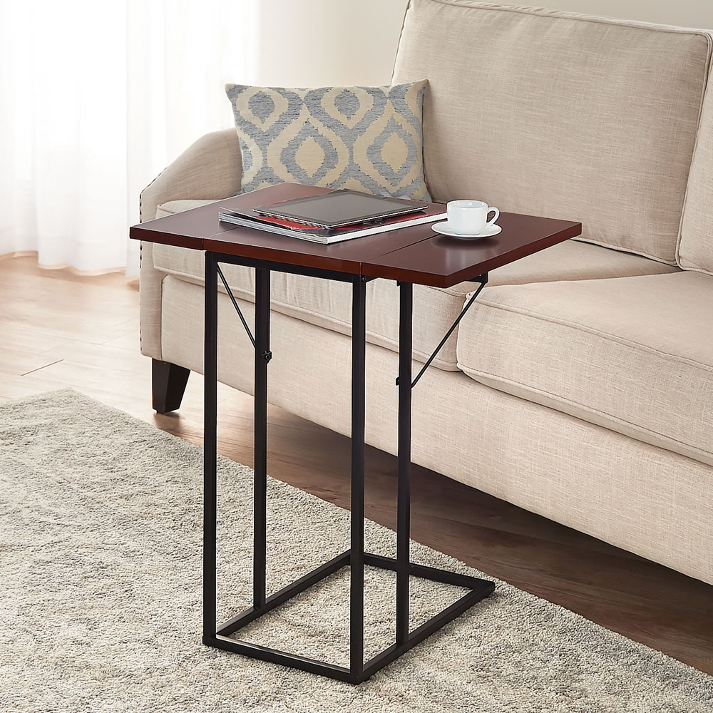 The Expandable Sofa Front Table