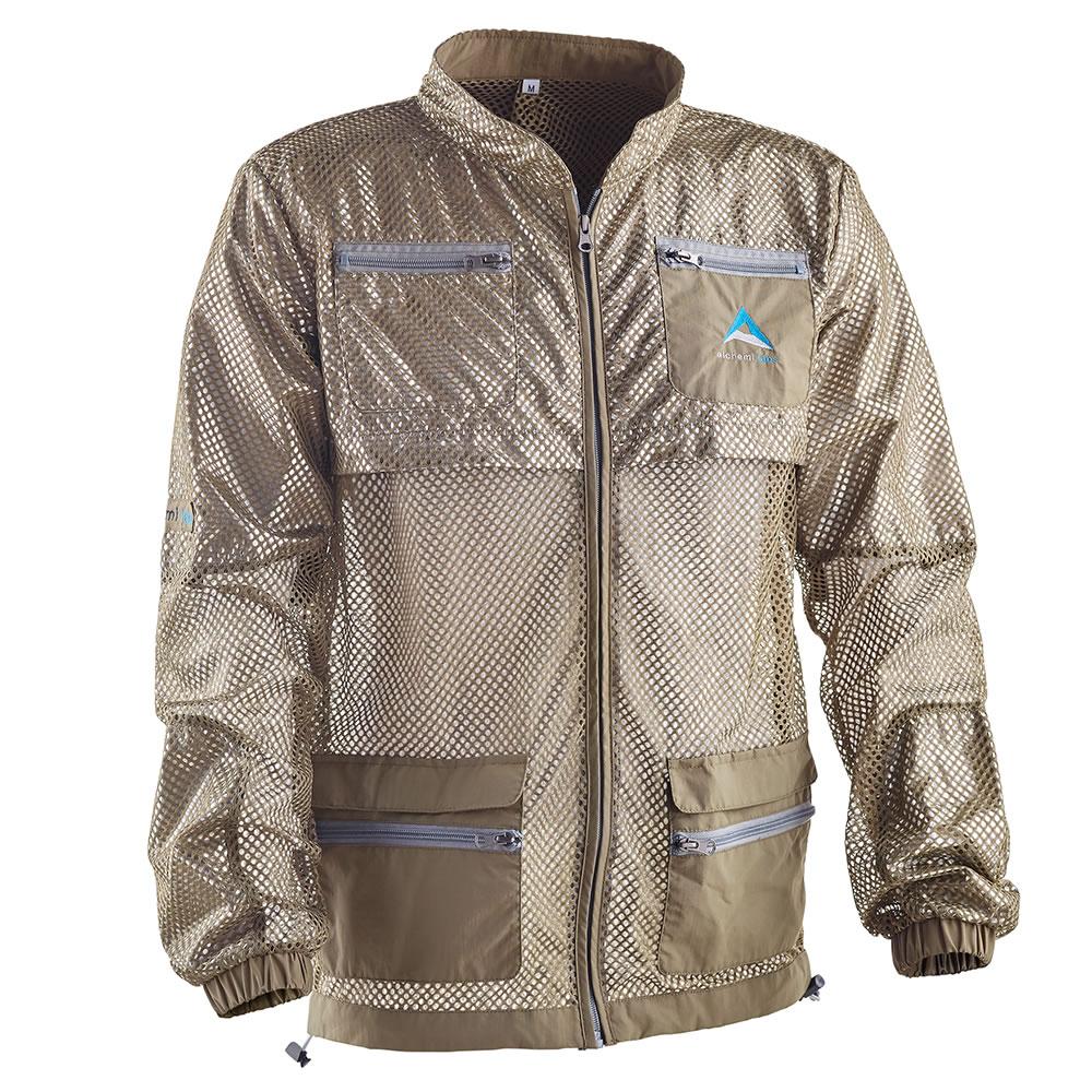 The NASA Strength Sun Protection Jacket - Hammacher Schlemmer 999ca761748e