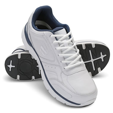 The Back Pain Relieving Walking Shoes