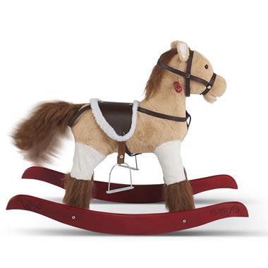 The Animated Rocking Horse