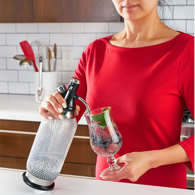 The Classic Seltzer Bottle