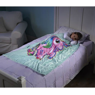 The Child's Sleep Improving Blanket