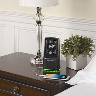 The Bluetooth Alarm Clock/Weather Station