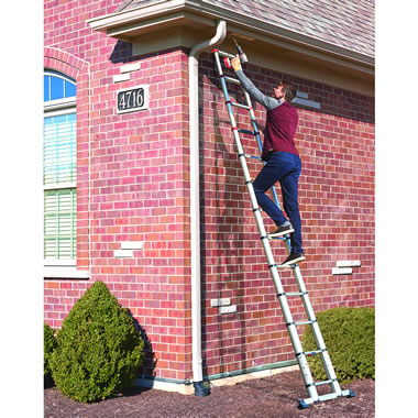 The Superior Stability Telescopic Ladder