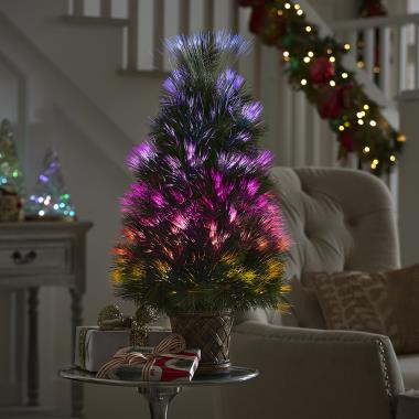 The Tabletop LED Tree
