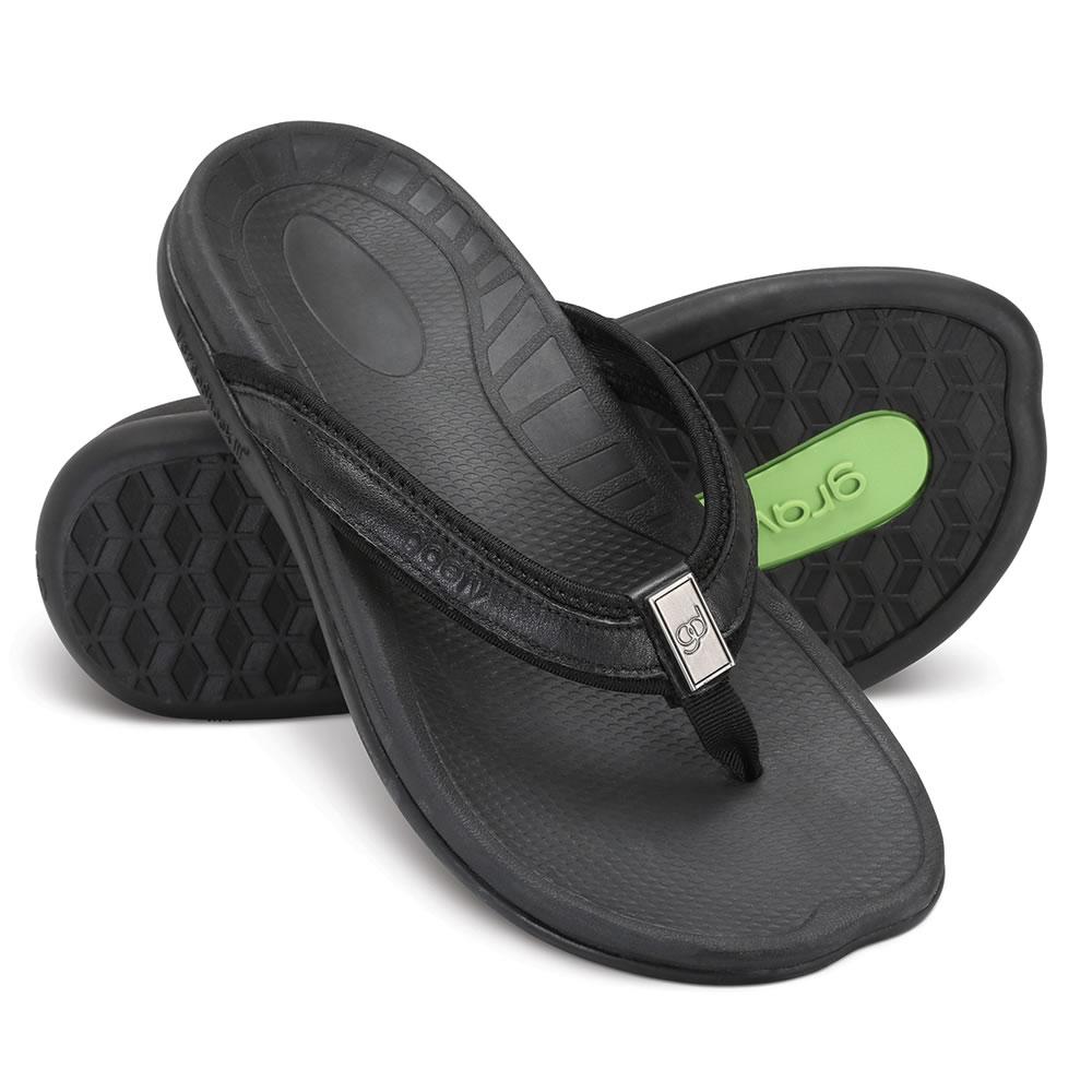 c027a3b1fbfb78 The Knee Pain Reducing Sandals (Women s) - Hammacher Schlemmer