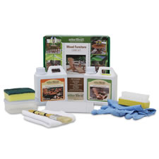 The Superior Outdoor Furniture Care Kit
