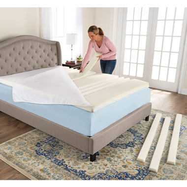 The Customized Comfort Mattress Topper