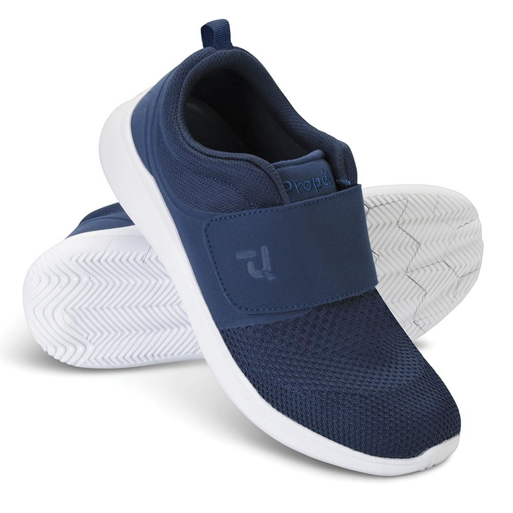The Men S Adjustable Fit Neuropathy Athletic Shoes