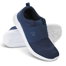 The Men's Adjustable Fit Neuropathy Athletic Shoes