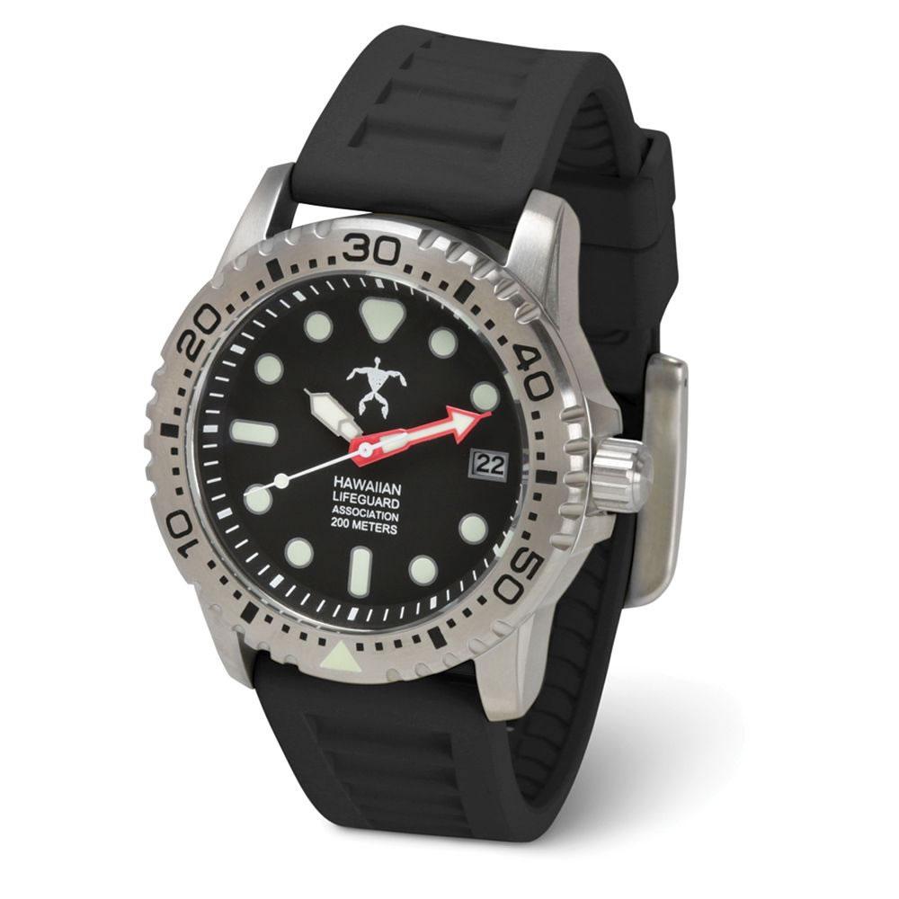 The Lifeguard s Watch - Hammacher Schlemmer 29b0d48365ae