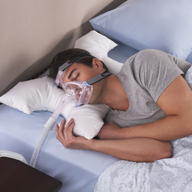 The Cooling CPAP Pillow
