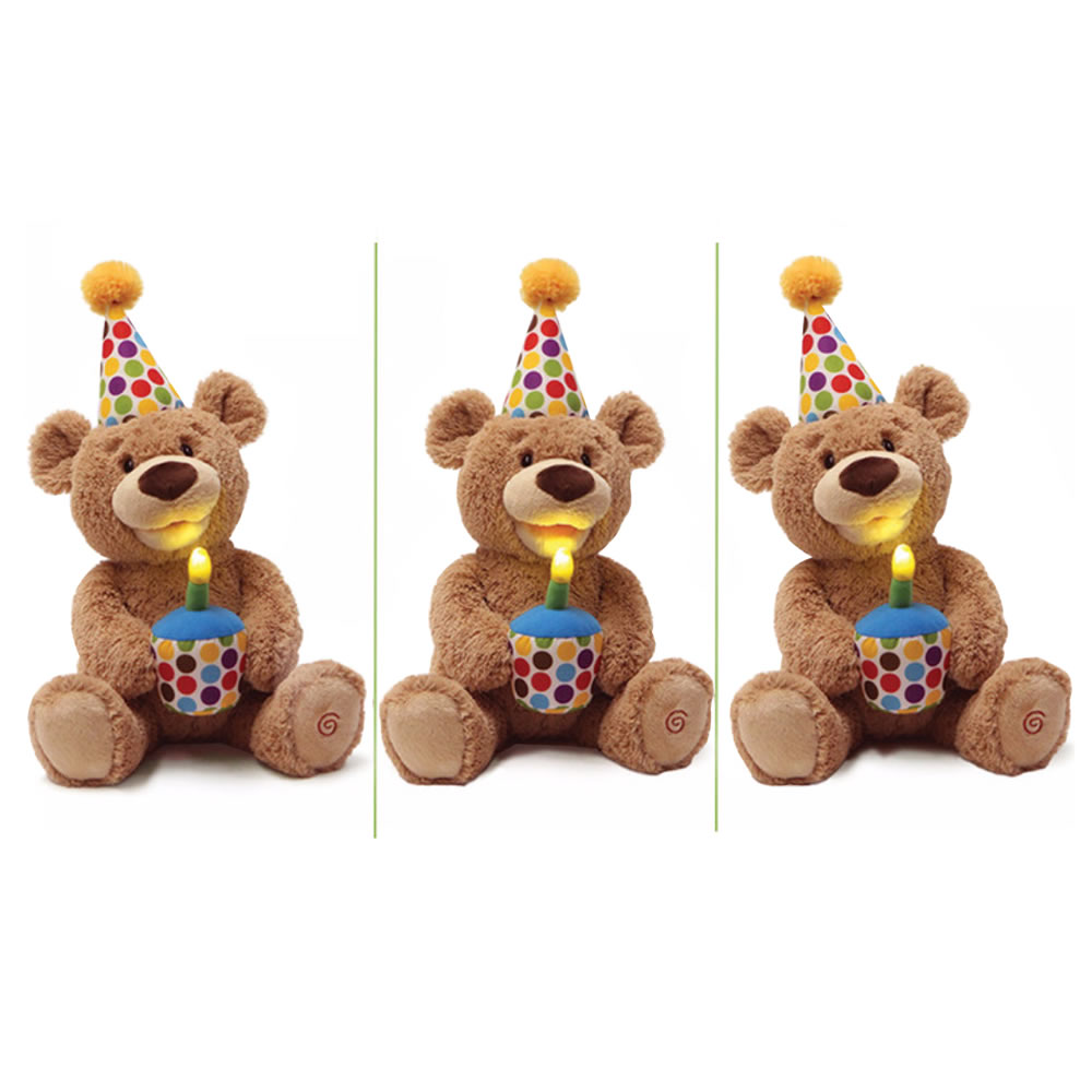 happy birthday from dancing bear