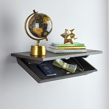 The Secret Compartment Shelf
