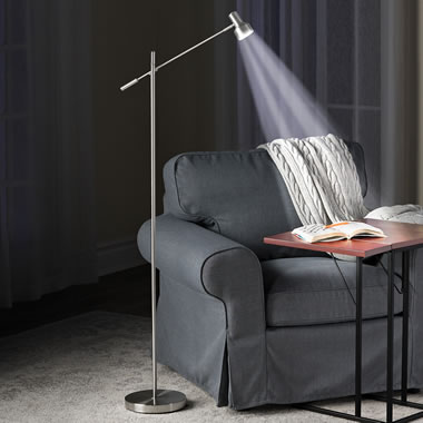 The Precise Intensity LED Floor Lamp