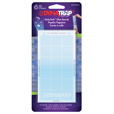 Replacement Glue Board For Flying Insect Lure Trap