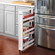 The Tight Space Kitchen Pantry