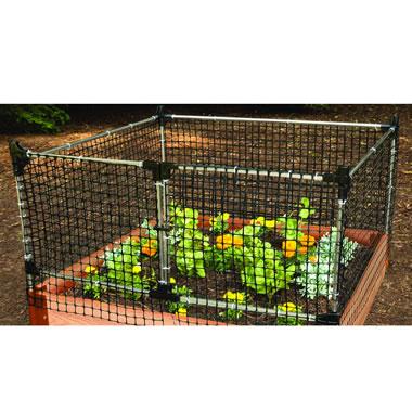 The Raised Garden Animal Barrier