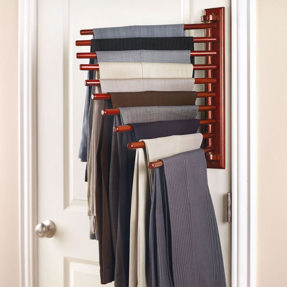 The Closet Organizing 10 Trouser Rack1