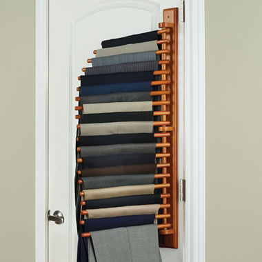 The Closet Organizing Trouser Rack
