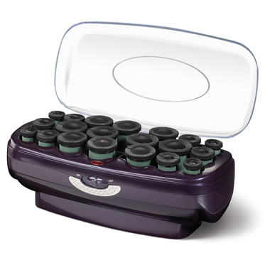 The Instant Heat Ceramic Hair Rollers