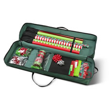 The Commercial Grade Holiday Gift Wrap Organizer