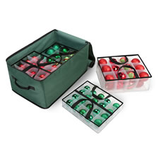 The Commercial Grade Holiday Ornament Organizer