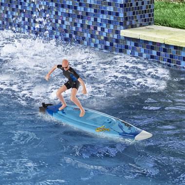The Remote Control Surfer