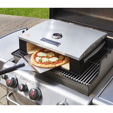 The Professional Grade Grill Top Pizza Oven