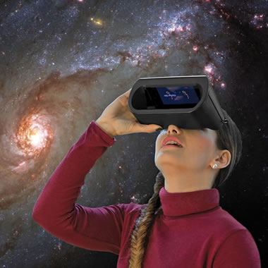 The Narrated Smartphone Planetarium