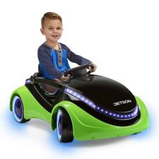 The Children's Futuristic Cruiser