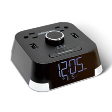 The Power Strip Alarm Clock
