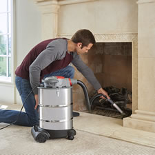 The Cleanest Fireplace Vacuum