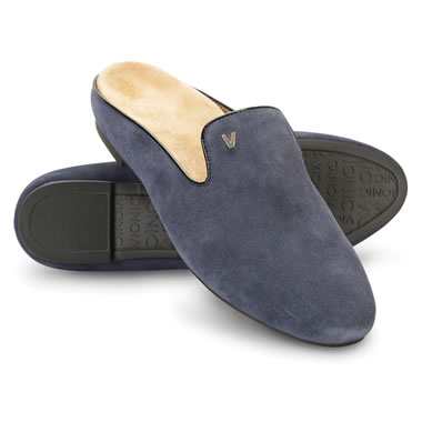 The Lady's Plantar Fasciitis Suede Mules