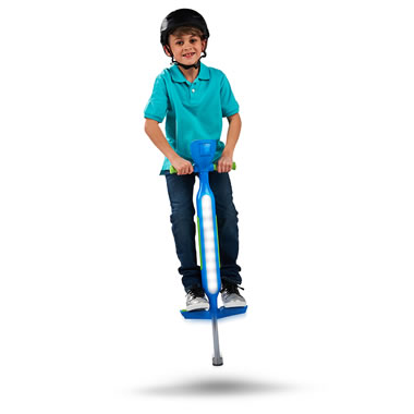 The Audible Counting Pogo Stick