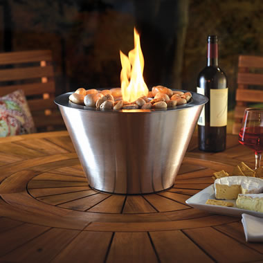 The Firepit Centerpiece